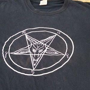 Other - De-stress baphomet T-shirt